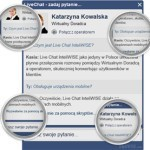 Nowa integracja SALESmanago z InteliWISE Live Chat