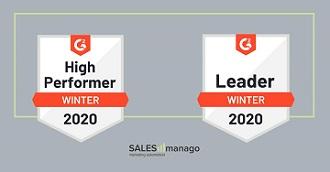 SALESmanago liderem w kategorii Marketing Automation według G2Crowd