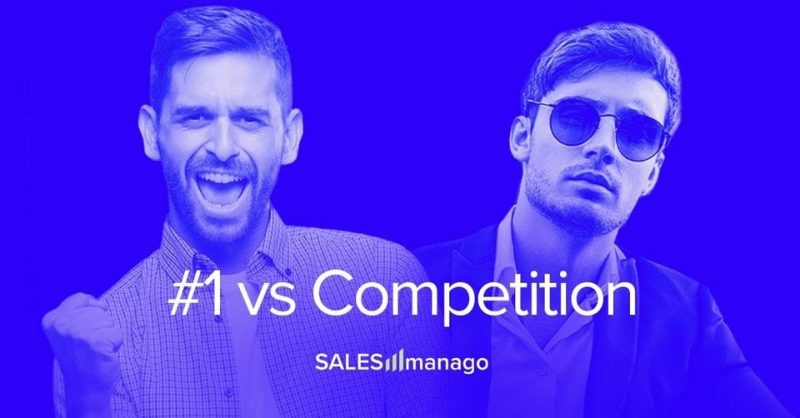 SALESmanago vs Konkurencja