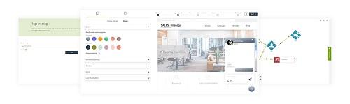 [Nowa funkcjonalność] SALESmanago Live Chat staje się rozwiązaniem Enterprise z zaawansowanymi funkcjonalnościami opartymi na sztucznej inteligencji dla dużych eCommerce