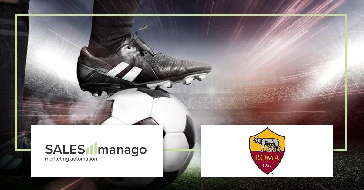 AS Roma wybrała SALESmanago