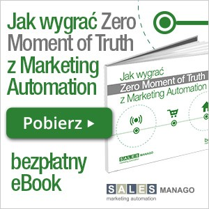 SALESmanago Marketing Automation - Jak wygrać Zero Moment of Truth z Marketing Automation