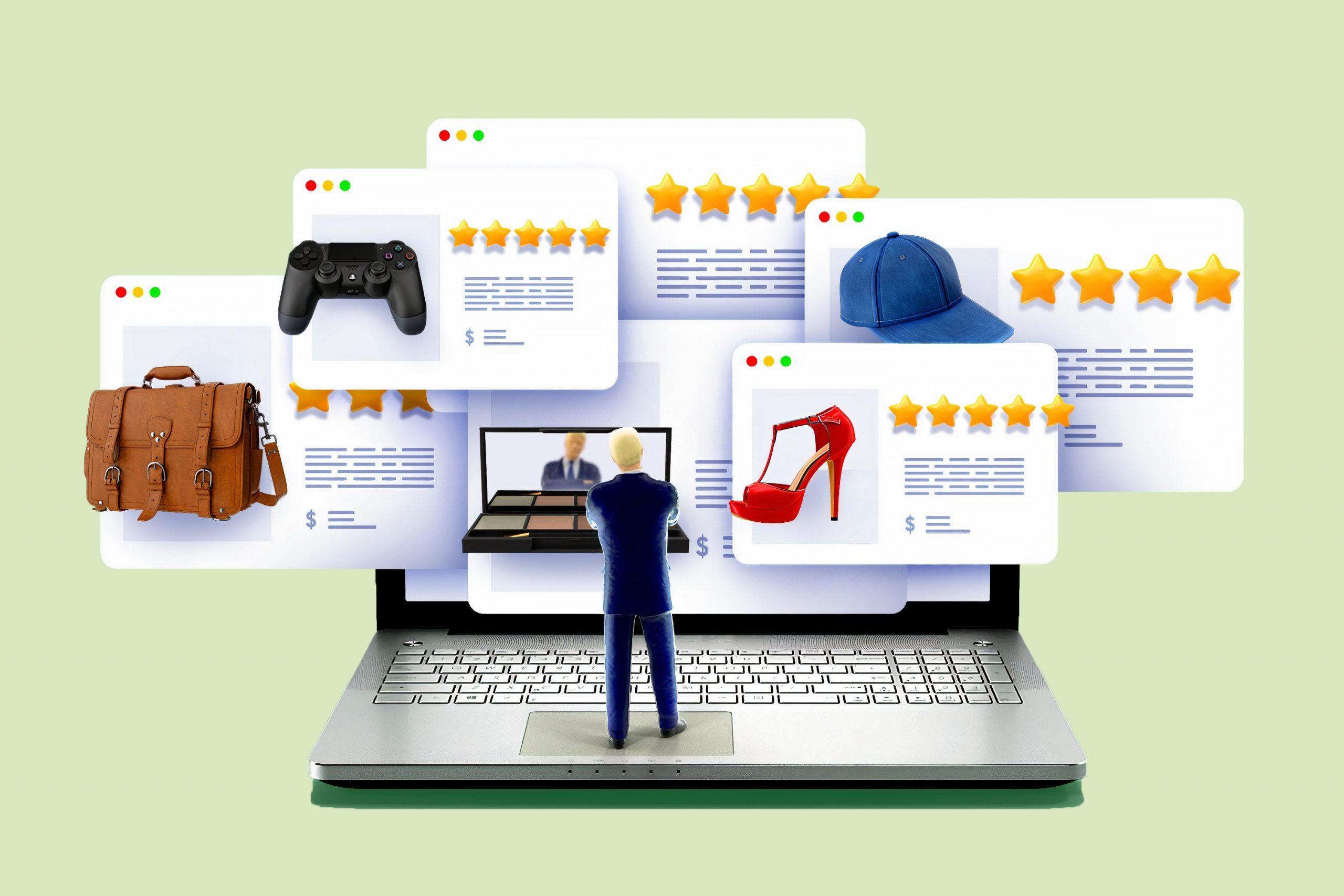 3 porady jak pozyskać oceny od użytkowników i zwiększyć poczucie zaufania klientów wobec twojego sklepu