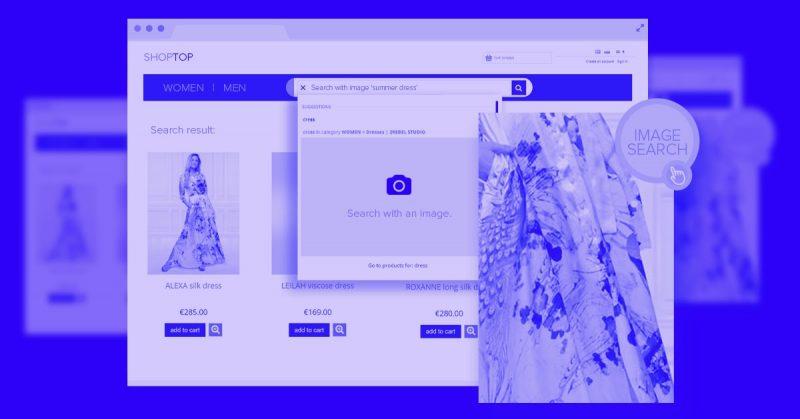 [Nowa Funkcjonalność] SALESmanago wprowadza Cinderella AI – Visual Product Search i rekomendacje produktowe