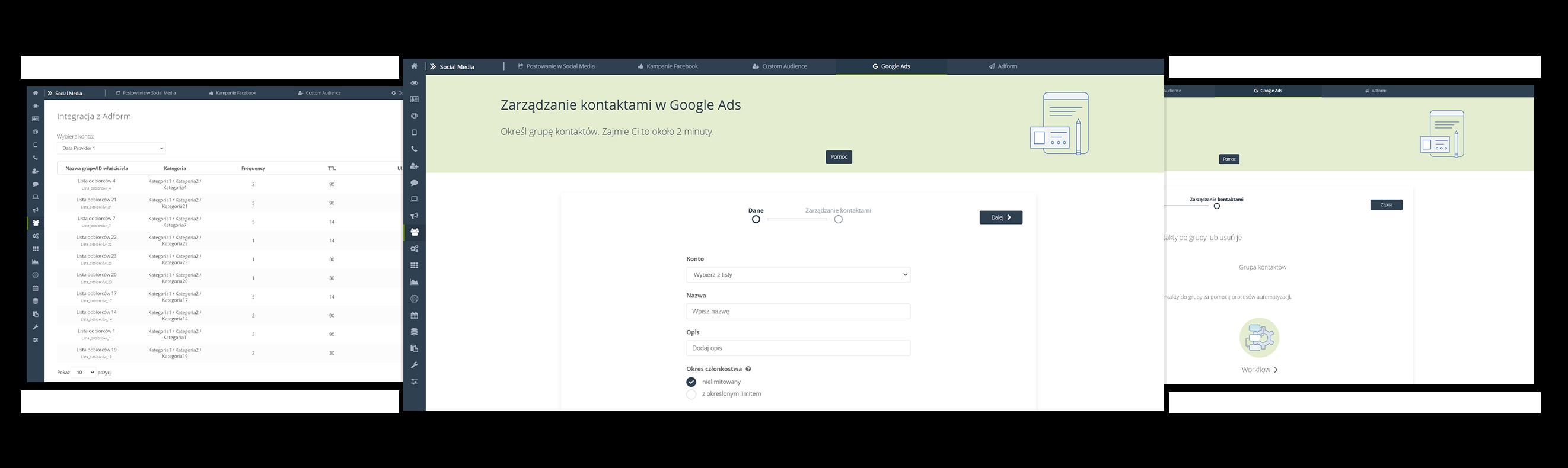 [Nowa funkcjonalność] Hiperpersonalizuj swoje kampanie Google Ads i Adform na podstawie danych real-time i predykcji AI
