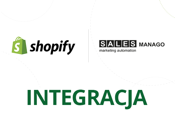 Doskonała integracja dla Ecommerce: SALESmanago i Shopify