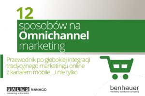 SALESmanago Marketing Automation -12 Sposobów na Omnichannel Marketing ebook