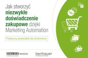 SALESmanago Marketing Automation - Niezwykłe doświadczenie zakupowe – Praktyczny przewodnik dla eCommerce